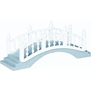 #!Cheap Lemax Collections 04158 Foot Bridge