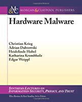 Hardware Malware Front Cover