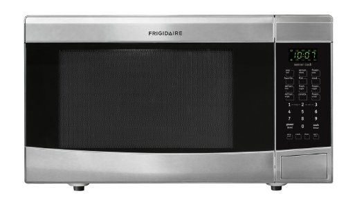 Frigidaire Ffmo1611Ls 1.6 Cu. Ft. Stainless Steel Countertop Microwave