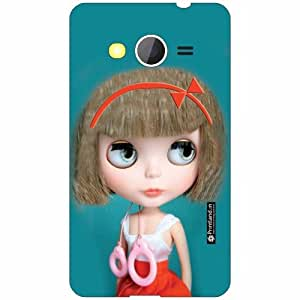 Samsung Galaxy Core 2 Back Cover - Silicon Lovely Designer Cases