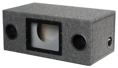 "Obcon Dual 10"" Competition Level Bandpass Speaker Box"