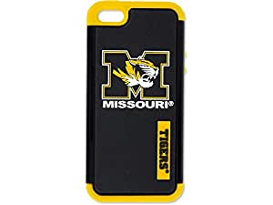 NCAA Missouri Tigers Dual Hybrid 2-Piece Ai5 Cover, One Size, Brown
