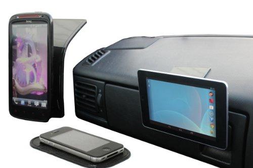 Navitech Universal KFZ Armaturenbrett Montierung Klebe-pad für das Sony Xperia S/ Sony Xperia J/ Sony Xperia U/ Sony Xperia Sola/ Sony Xperia P/ Sony Xperia GO/ Sony Xperia T/ Sony Xperia miro/ Sony Xperia tipo