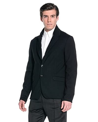 Costume National Giacca Classica Uomo [Nero]