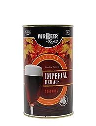Mr. Beer Imperial Red Ale 2015 Autumn Seasonal Homebrewing Beer Refill Kit