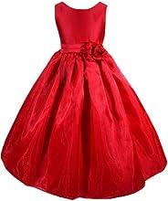 AMJ Dresses Inc Little Girls Wedding Flower Girl Pageant Christmas Dress