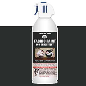 simply spray upholstery fabric spray paint 8 oz can charcoal grey grey dye. Black Bedroom Furniture Sets. Home Design Ideas
