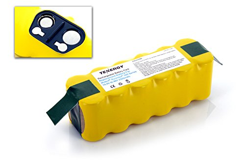 Tenergy Replacement Battery for iRobot R3 500, 600, 700 & 800 series 14.4V APS Battery (Batteries For Roomba compare prices)