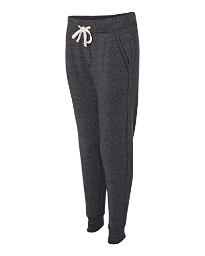 Alternative Ladies' Eco-Fleece Jogger Pant - Eco Black 31082