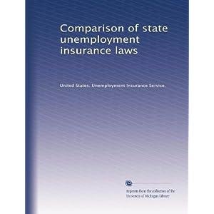 unemployment  comparison state