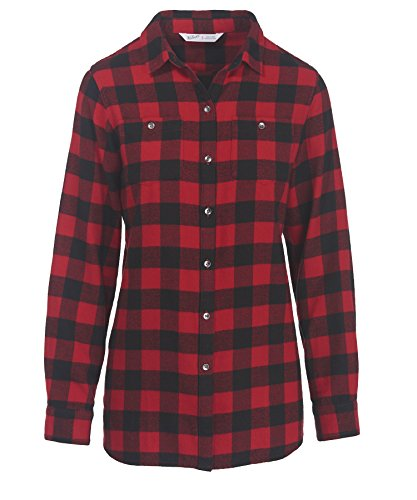 woolrich-womens-buffalo-check-boyfriend-shirt-old-red-check-xx-large
