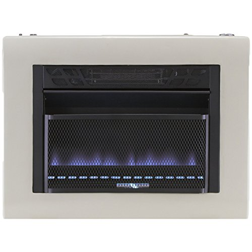 Cedar Ridge Recon Dual Fuel Blue Flame Heater - 20,000 BTU, Model# MD20TBU (Procom Blue Flame Heater Blowers compare prices)