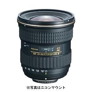 【クリックで詳細表示】Tokina 超広角ズームレンズ AT-X116 PRO DXII