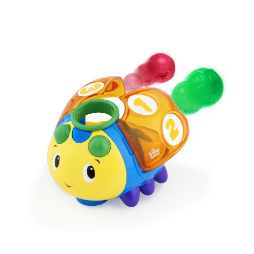 Bright Starts Having A Ball Toys, Count And Roll Buggie front-172991