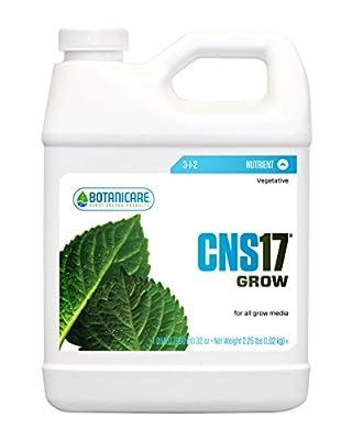 Botanicare CNS17 Grow 3-1-2 Formula