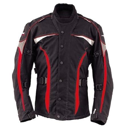 Roleff racewear ro762_s kodra lissboa veste taille s (noir/rouge)