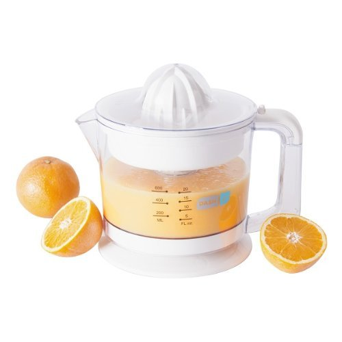 Dash Go Dual Citrus Juicer- White