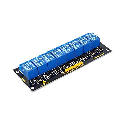 new-keyestudio-relay-module-for-arduino-unomega-raspberry-pi-avr-stm32-8-channel-relay