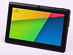 """7"""" Quad Core 8GB HD 1024x600 - Android 4.4.2 KitKat (Android 5.0 Lollipop Update Supported 