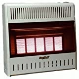 Kozy World KWP322 25,000-BTU Vent-Free LP-Gas Infrared Wall Heater
