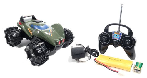RT Sports Land And Water Vehicle Electric RTR Remote Control RC Buggy (Color May Vary)