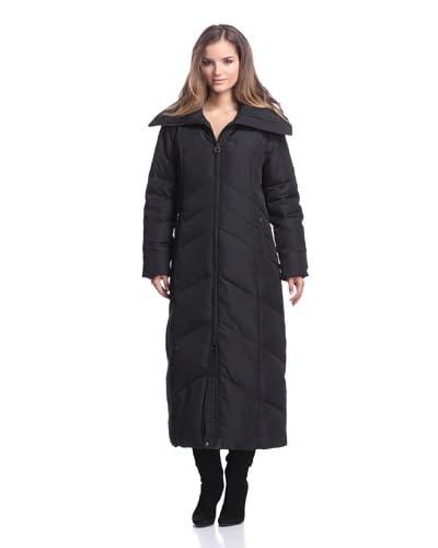 Calvin Klein Women's Long Down Coat