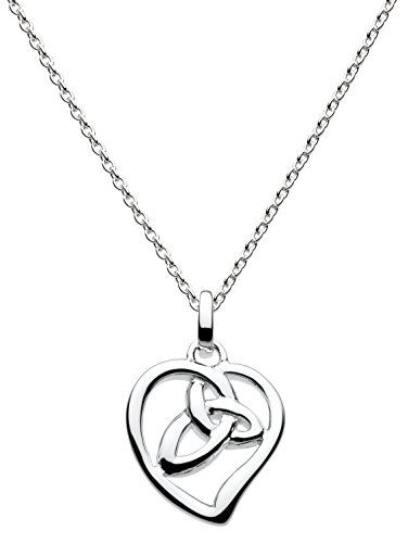 heritage-sterling-silver-knot-in-heart-necklace-of-length-457-cm