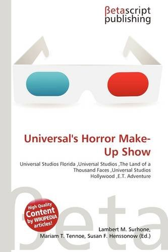 Universal's Horror Make-Up Show