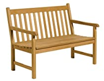 Hot Sale Oxford Garden Classic 4-Foot Shorea Bench