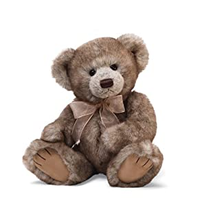 "Gund 12"" Mason Grey Bear by Gund"