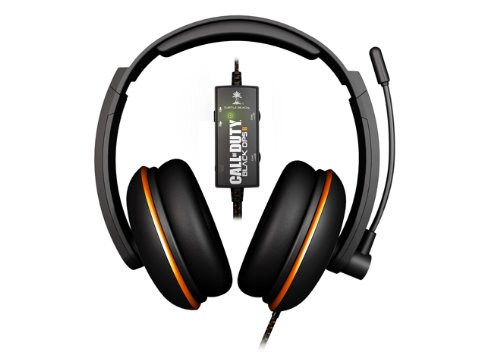 Micro-casque 'Call of Duty : Black Ops 2' pour Xbox 360 / PS3 – Ear Force kilo