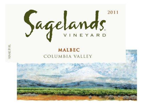 2011 Sagelands Malbec 750 Ml