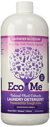 Eco-Me Laundry Detergent - 32 oz - Lavender Blossom