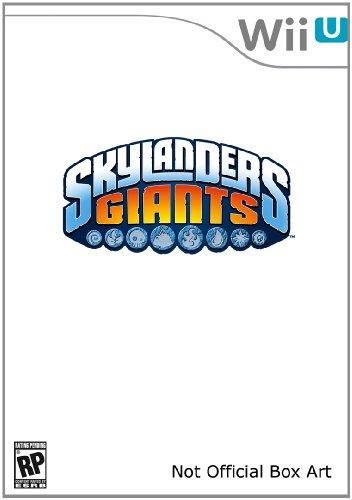 Skylanders Giants Starter Kit - Nintendo Wii U