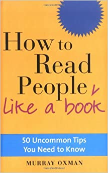 how to read a person like a book amazon