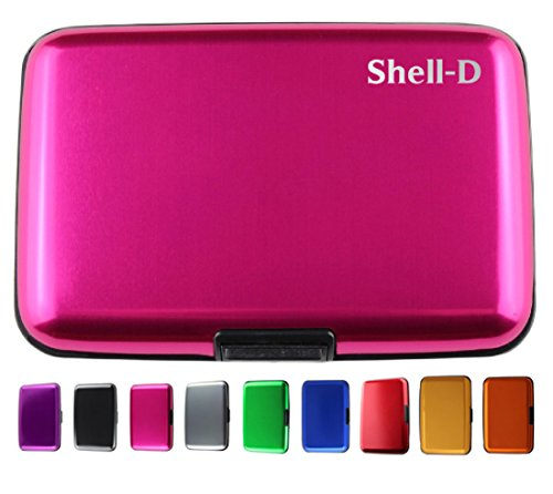 Shell D RFID Blocking Credit Card Protector fice