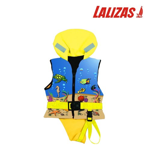 Lalizas Kinder Rettungsweste Kinderschwimmweste Chico 15 - 30 kg 100 N