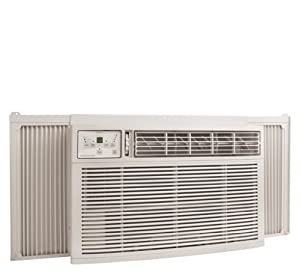 Frigidaire FRA104ZU1 10,000 BTU Compact Slide-Out Chassis Air Conditioner, White