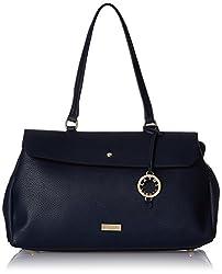 Cathy London Women's Handbag (Blue, Cathy-137)