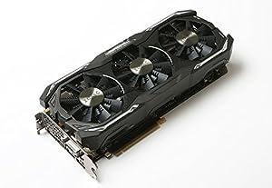 ZOTAC GeForce GTX 1080 AMP Extreme グラフィックスボード VD6077 ZTGTX1080-8GD5XAMPEX01