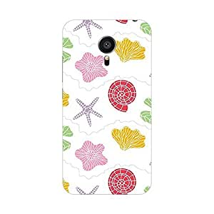 Garmor Designer Plastic Back Cover For Meizu Note