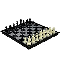 2 in 1 Travel Magnetic Chess and Chec…