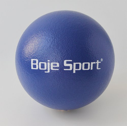 test softball mit elefantenhaut f r fussball oder handball 16 cm farbe blau g nstig shoppen. Black Bedroom Furniture Sets. Home Design Ideas