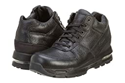 Nike Boy\'s Air Max Goadome PS Black Boots 311568 001 size 12c