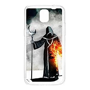 a AND b Designer Printed Mobile Back Cover / Back Case For Samsung Galaxy Note 3 (SG_N3_1198)