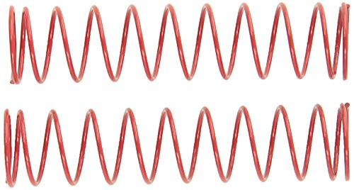 Traxxas 4957 Red 2.5 Rate Springs, Set of 2