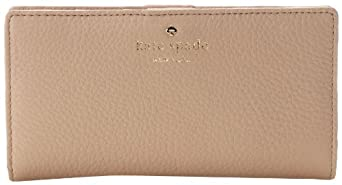 Kate Spade New York Cobble Hill Stacy Wallet,Affogato,One Size