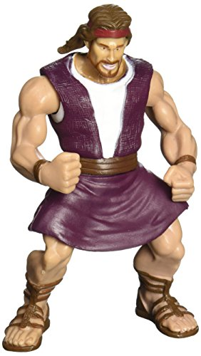 Tales of Glory Spirit Warrior Samson Action Figurine