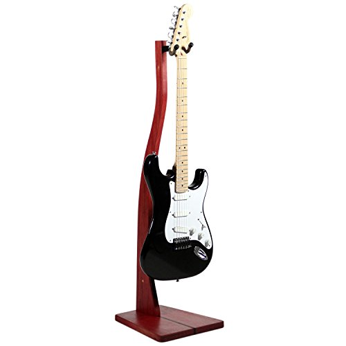 so there wooden guitar stand best handcrafted solid purpleheart wood floor stands for acoustic. Black Bedroom Furniture Sets. Home Design Ideas