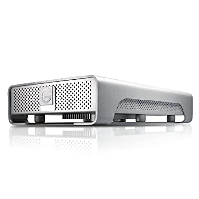 HGST G-technology G DRIVE Mobile 2TB USB 3.0 External Hard Drive 0G02529 White